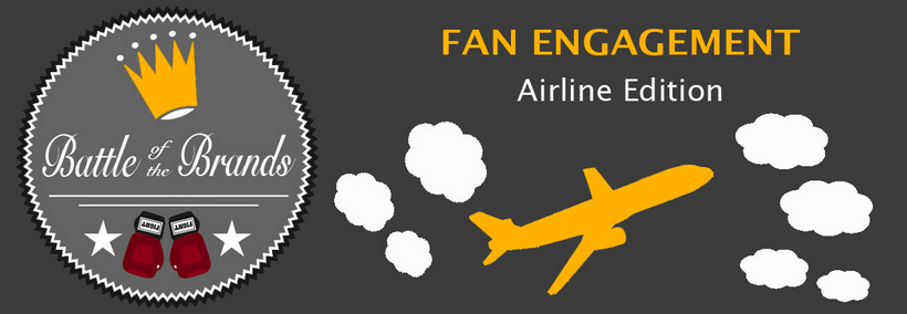 [Infographic] Battle of the Brands: Airline Edition