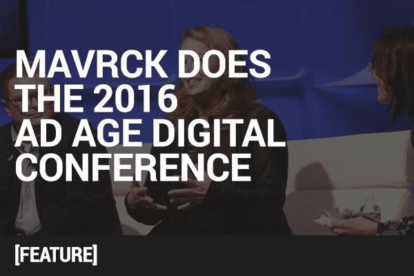 5 Questions Answered at the 2016 Ad Age Digital Conference