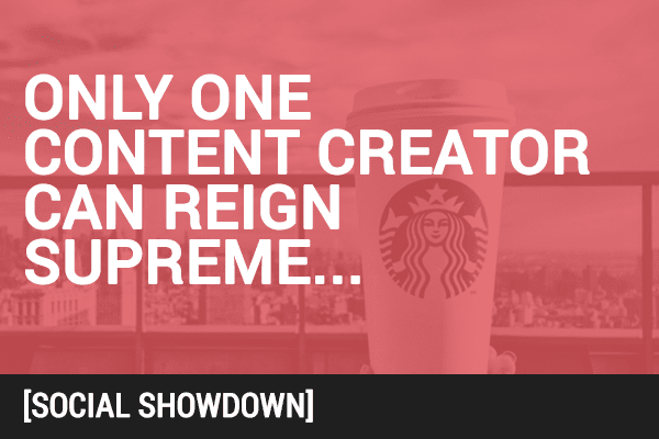 Social Showdown: Which Influencer's Branded Content Reigns Supreme? [Starbucks Edition]