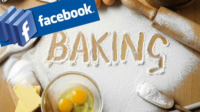 Facebook-Baking