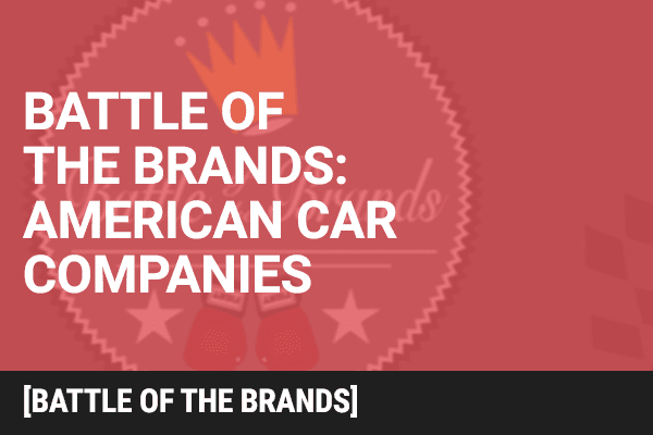 [Infographic] Which American Car Companies are the Most Engaging on Social Media