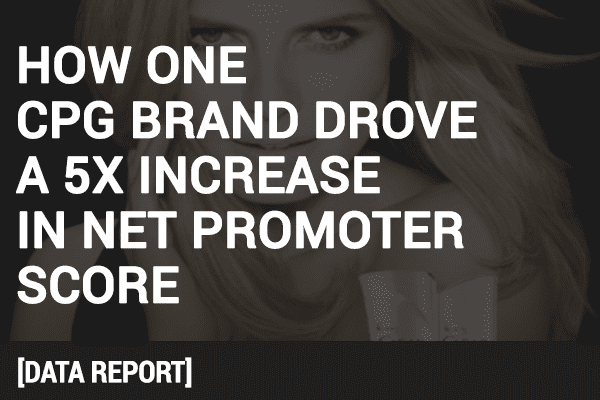 How Unilever's Clear Drove a 5X Increase in Net Promoter Score [Case Study]