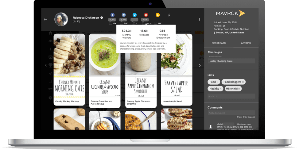 Mavrck Expands Pinterest Influencer Marketing Capabilities
